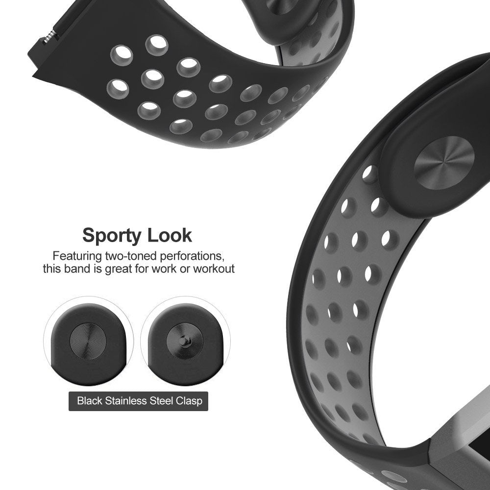 Ionic Sport Silicone Bands
