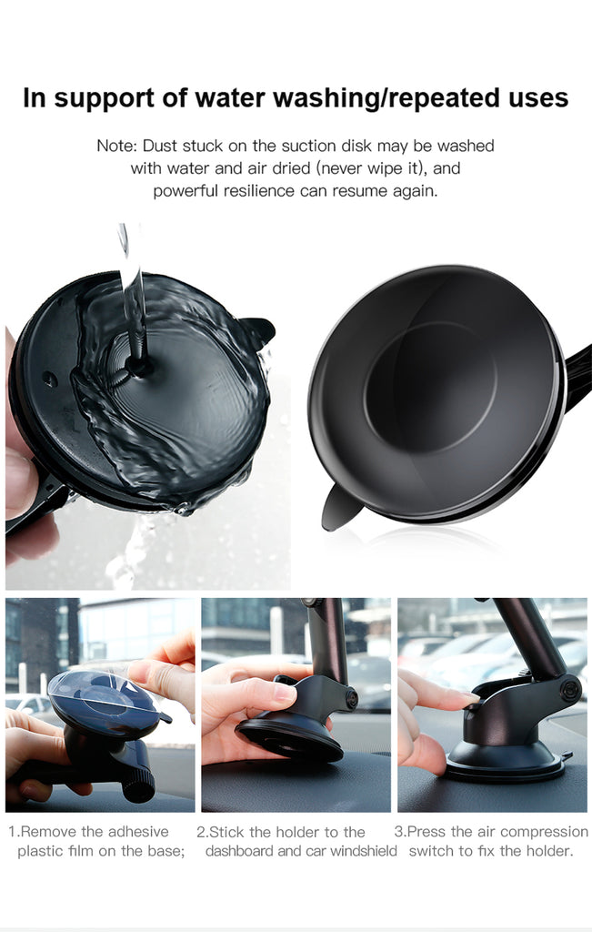 Baseus Car Wireless Phone Charger