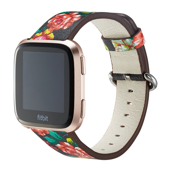 Fitbit Versa Floral Printed Band