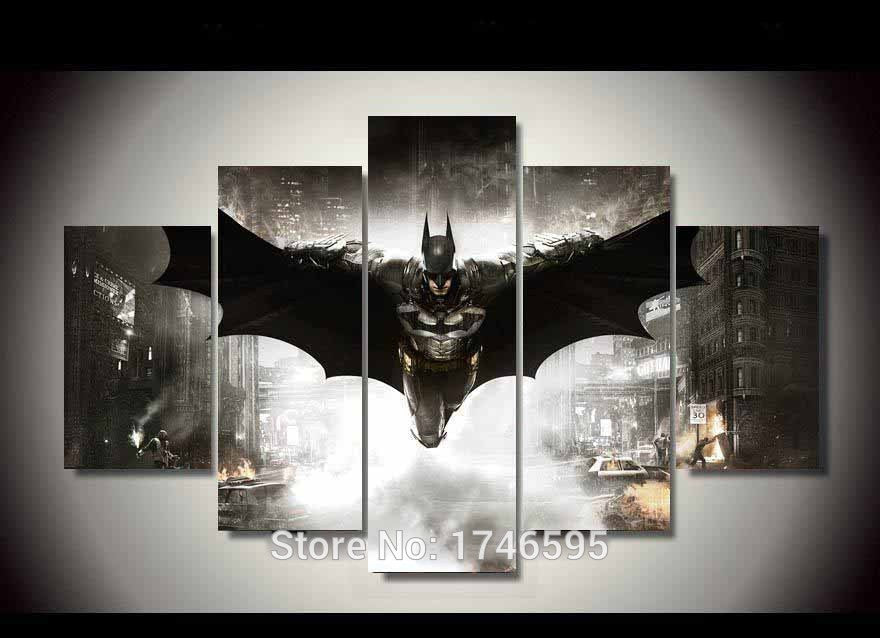 Canvas Wall Art - Batman