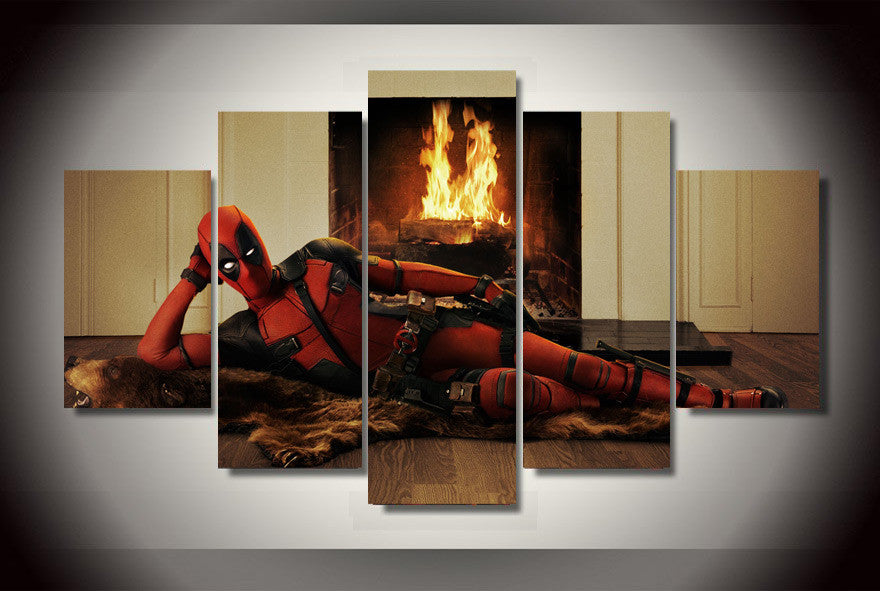 Canvas Wall Art - Deadpool