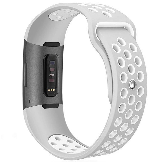 CHARGE 3 SILICONE BREATHABLE STRAP