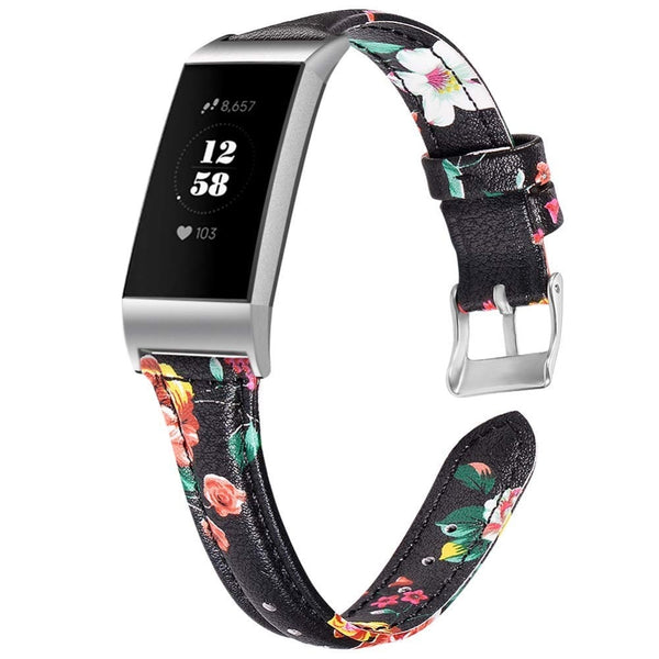 Charge 3 Floral Band