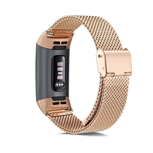 CHARGE 3 MILANESE BUCKLE BAND