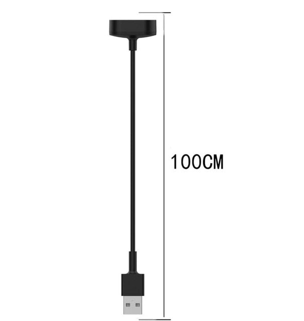 15cm/100cm USB Charging Cable for Fitbit Inspire