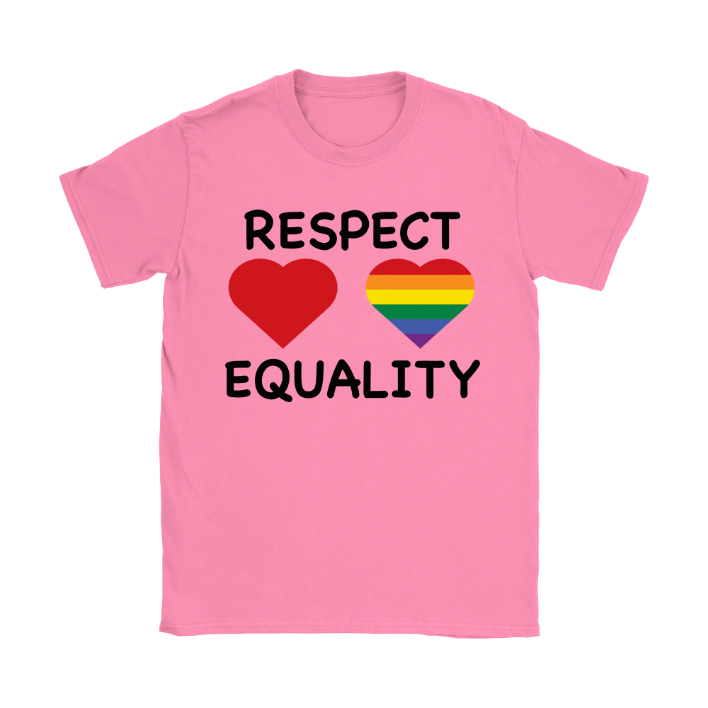 TShirt - Respect Equality