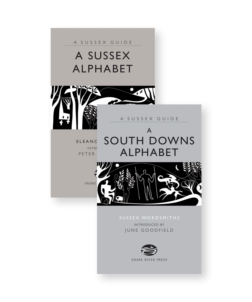 A Sussex Alphabet & A South Downs Alphabet