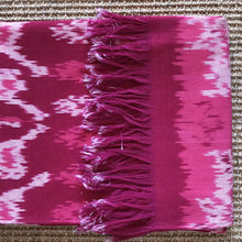Ikat Throw - Memento Style