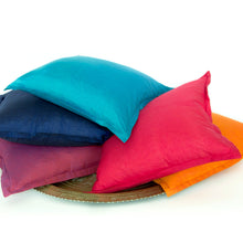 Solid Handwoven Jewel Pillow Collection - Memento Style