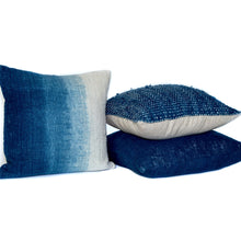 Indigo Natural Dye Pillow Collection - Memento Style