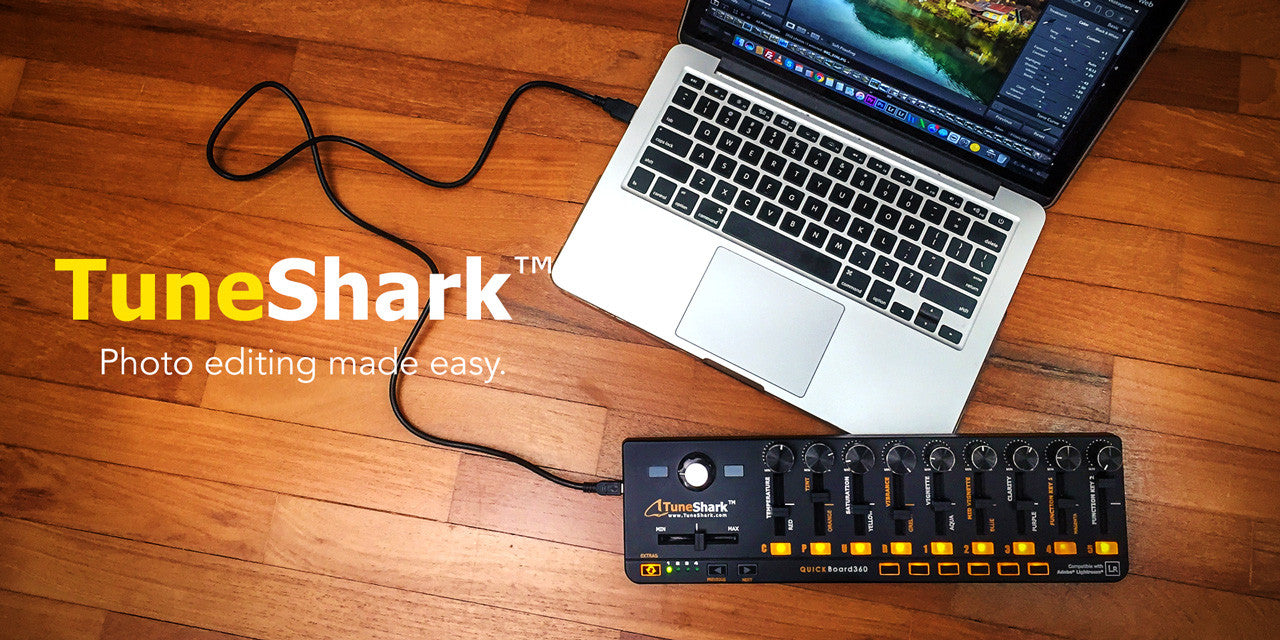 Quickboard by TuneShark photo editing made easy