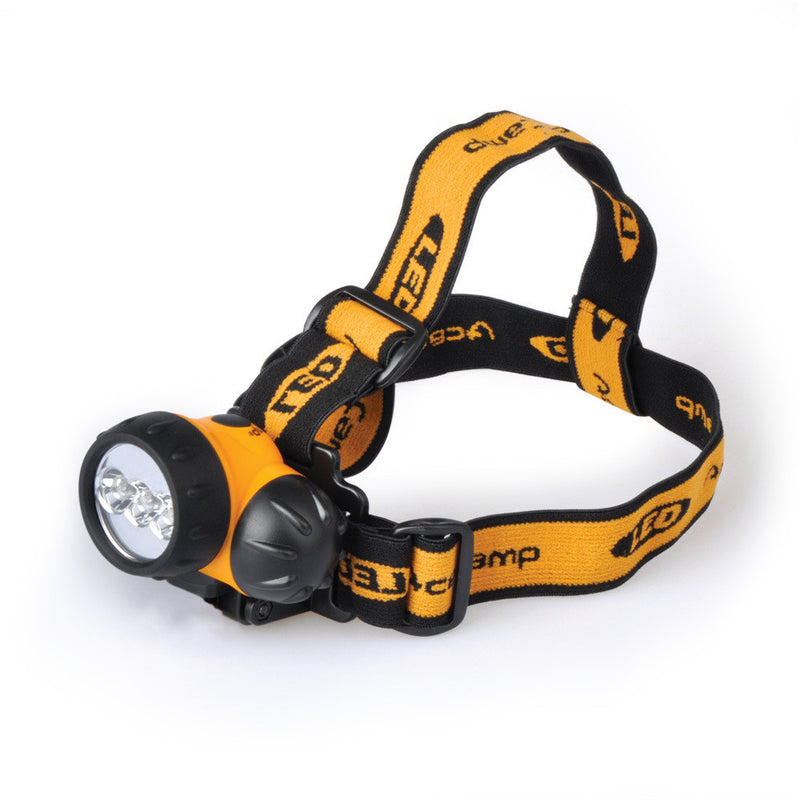 3-LED Headlamp by AceCamp
