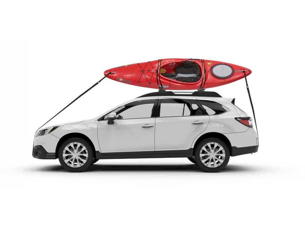 Yakima JayLow Kayak Carrier w/ Tie-Downs