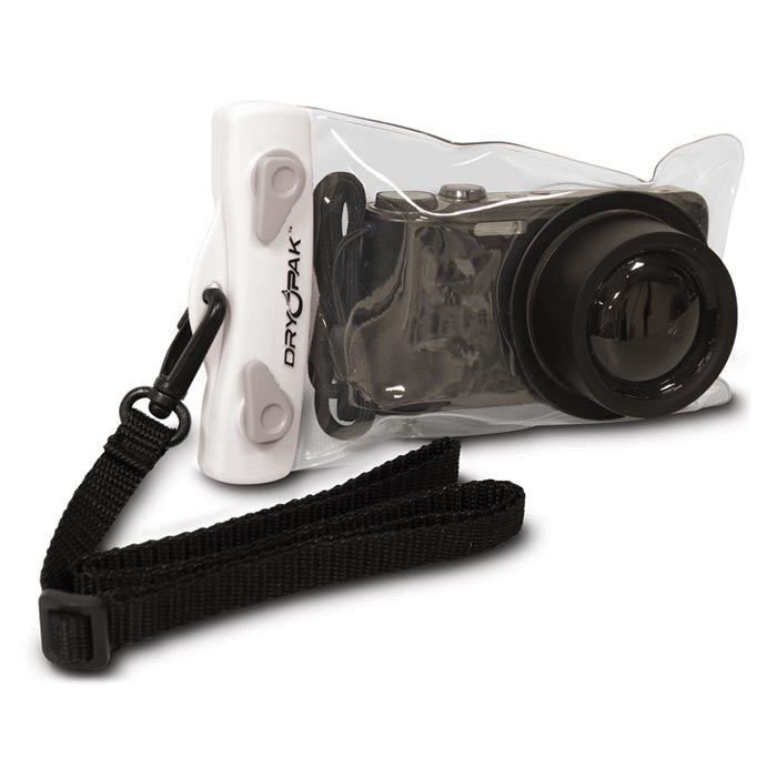 Kwik Tek Dry Pack Camera Case with Zoom Lens