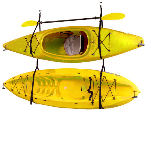 Gear Up Hang 2 - Deluxe Kayak Strap Storage System