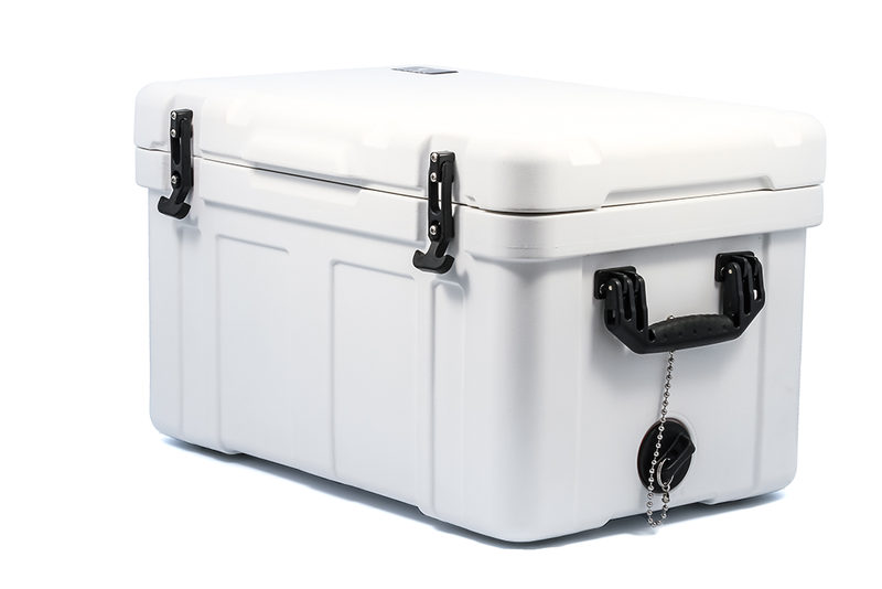 Caribou 35L White Cooler