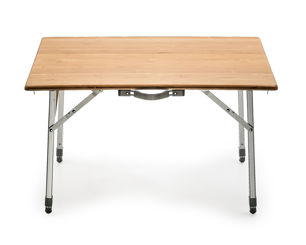 Camco Folding Bamboo Table