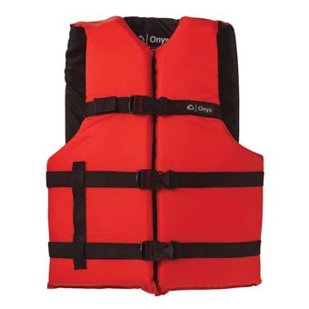 Onyx General Purpose Life Vest (Adult)