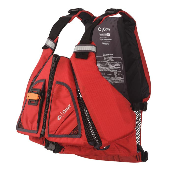 Onyx MoveVent Torsion Life Vest