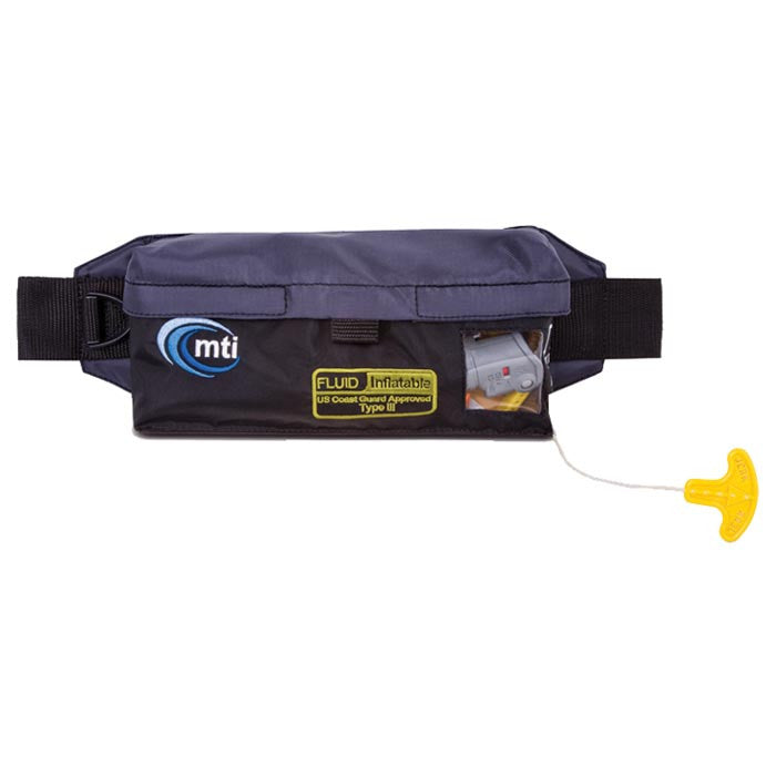 MTI Fluid 2.0 Inflatable Belt Pack