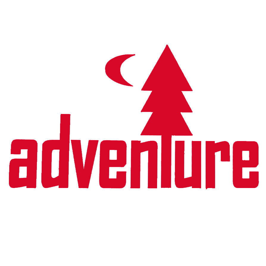 Adventure Car Decal