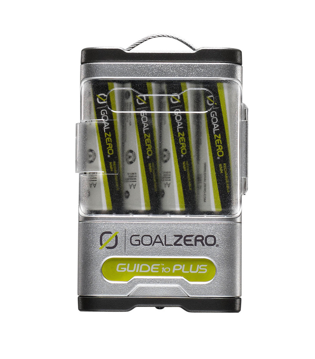 Guide 10 Plus Recharger by Goal Zero