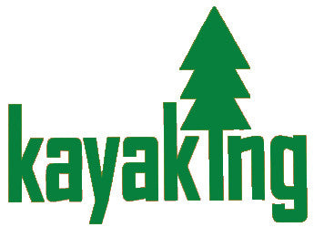 Kayaking Car Decal
