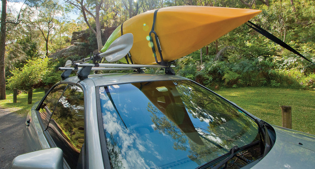 Rhino Rack Fixed J Style Kayak Carrier