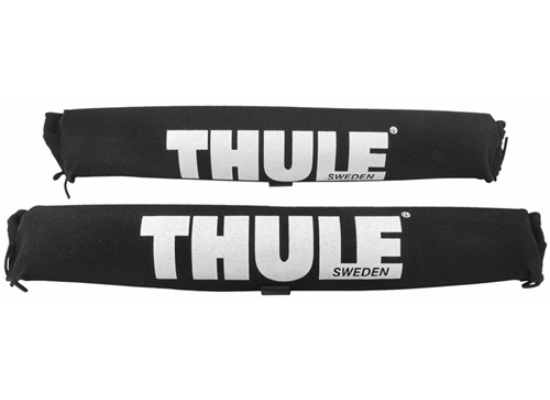 "Thule Surf Pad - Crossbar Pad for Square and Round Bars - 18"" Long - Qty 2"