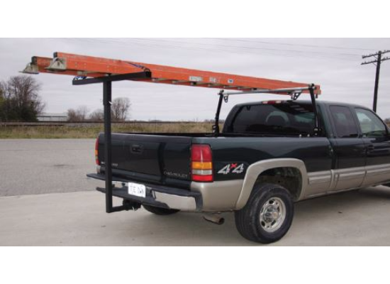 "Erickson Big Bed Junior Load Extender for Truck Bed or Roof - 2"" Hitches - 350 lbs"