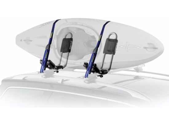 Thule Hull-A-Port Kayak Carrier w/Tie-Downs