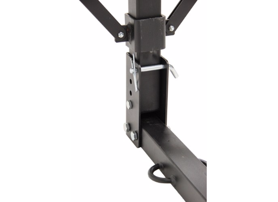"Erickson Big Bed Load Extender for 2"" Hitches"