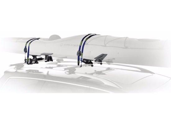 Thule Roll Model Roof Mounted Kayak Carrier System with Roller