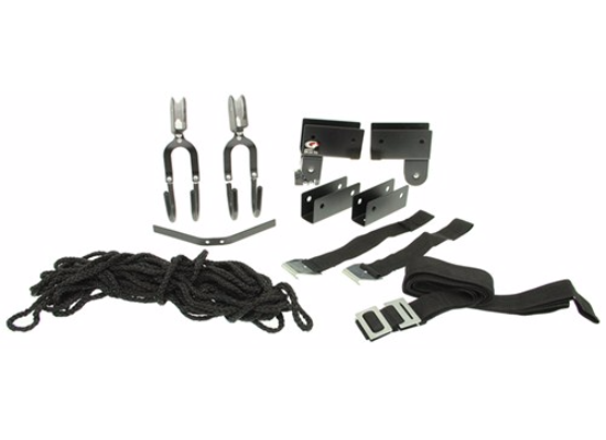 Gear Up Deluxe Hoist System with Accessory Straps