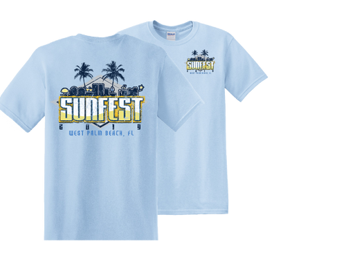 Sunfest 2019 Official Shirt