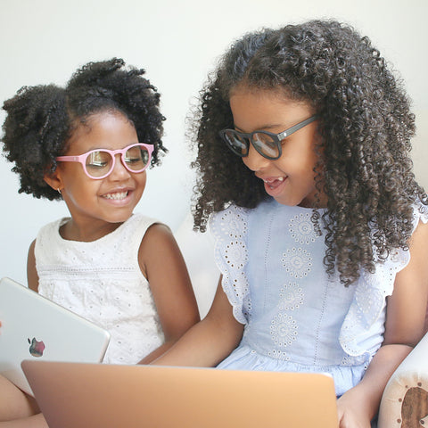 Why Your Kids Should Be Wearing Blue Light Blocking Glasses