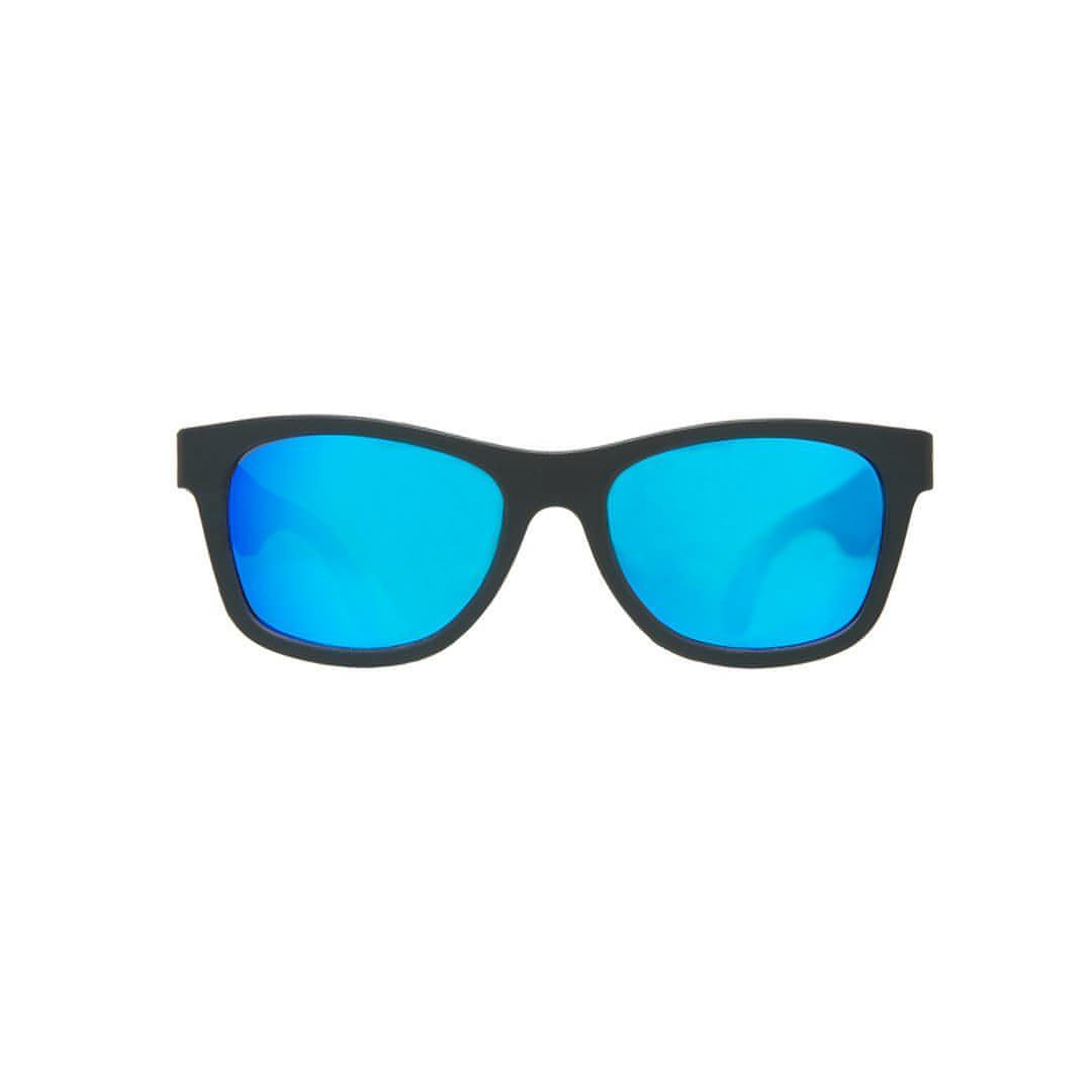 Babiators Aces Navigator - Black Ops Black with Blue Lens 1