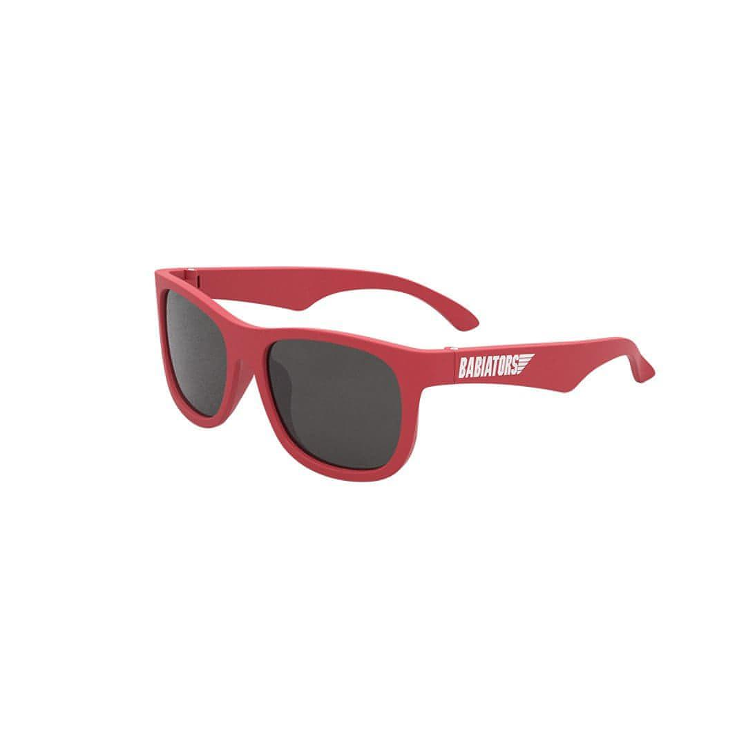 Babiators Original Navigator Sunglasses - Rockin' Red