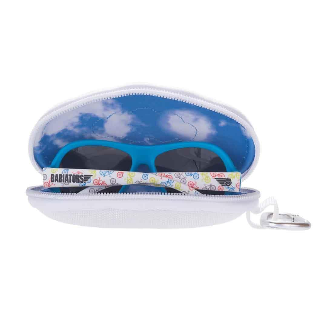 Babiators Polarized Aviator - Wheel Deal 2 - Sunglasses - Natural Baby Shower
