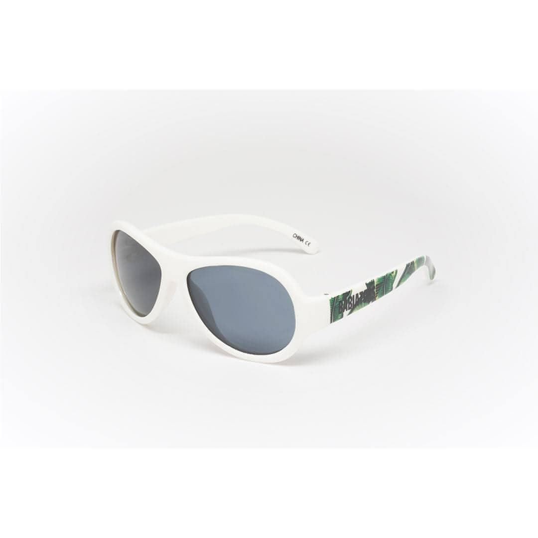 4d50b13b8a Babiators Polarized Aviator in You re the Palm - Sunglasses - Natural Baby  Shower