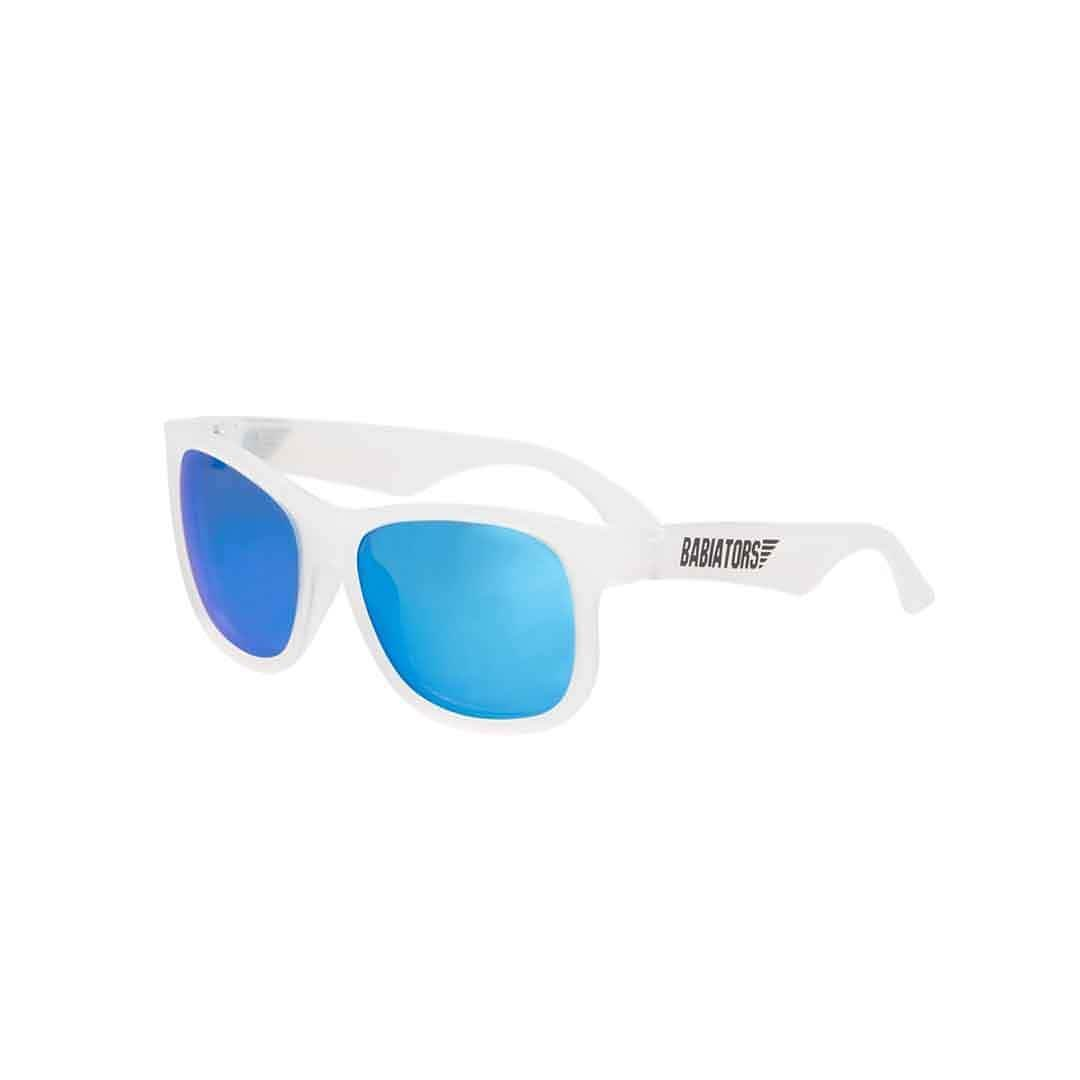 Babiators Premium Navigator - Ice Blue - Sunglasses - Natural Baby Shower