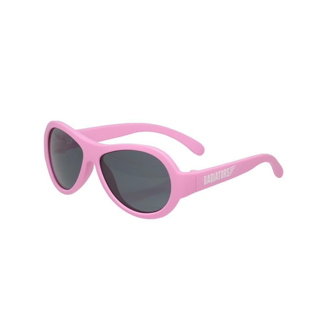 Babiators Original Aviator - Princess Pink - Sunglasses - Natural Baby Shower