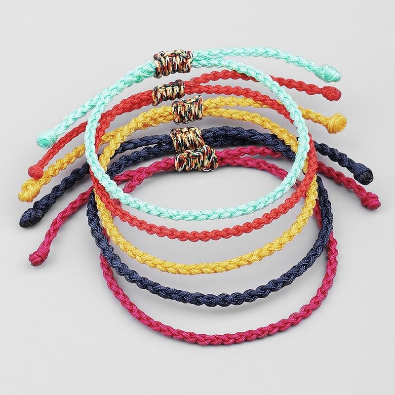 Handmade Lucky Knot Bracelets Love and Friendship Modeschmuck Store