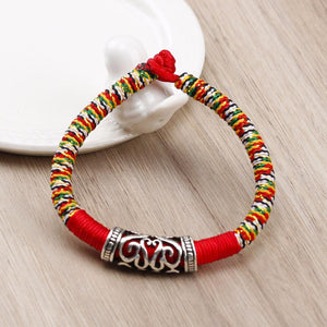 Hand Weaved Good Luck and Happiness Bracelet LKO Official Store