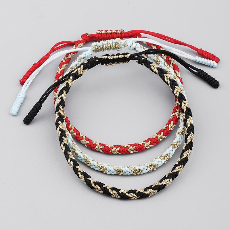 Multi Color Tibetan Buddhist Bracelets Fresh Set Modeschmuck Store Full Set