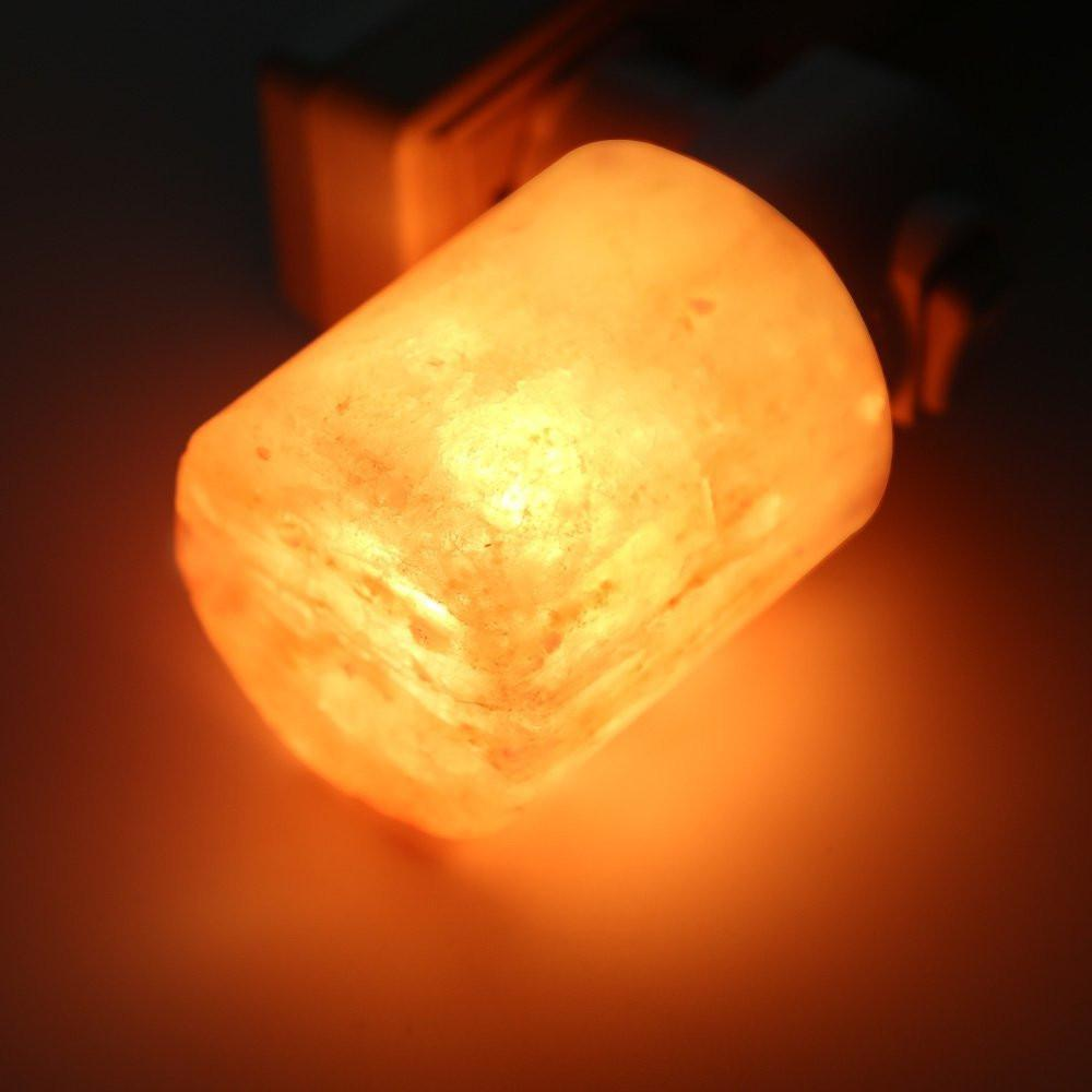 Placement Of Salt Lamps : Crystal Himalayan Salt Night Light - zenshopworld