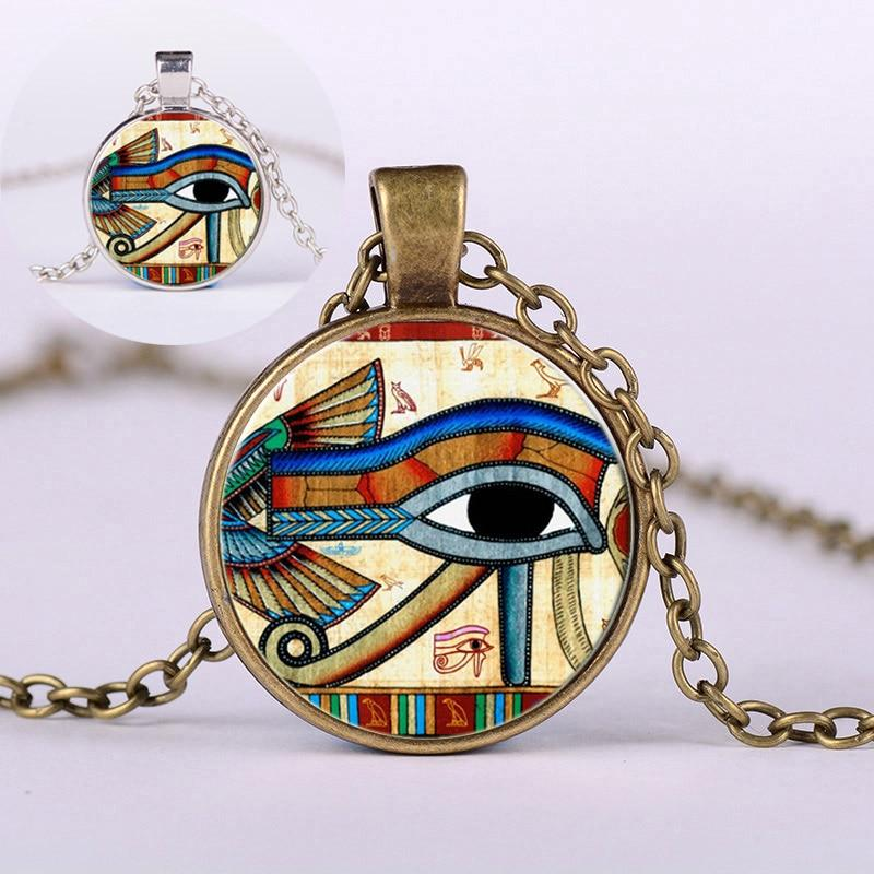 Egyptian The Eye of Horus Protection necklace