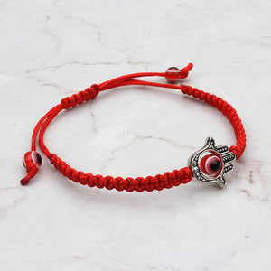Red Evil Eye Handmade Bracelet Wrap Bracelets Lucky eye Official Store