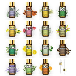 All Natural Essential Oils 15pcs Gift Set Essential Oil PHATOIL Store 15pcs One Kit