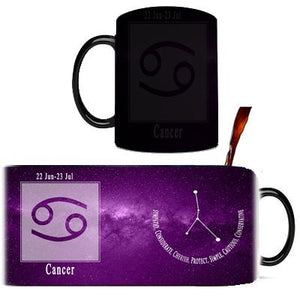 Creative Constellation Mug – Color Changing Mugs Cute kids store Cancer